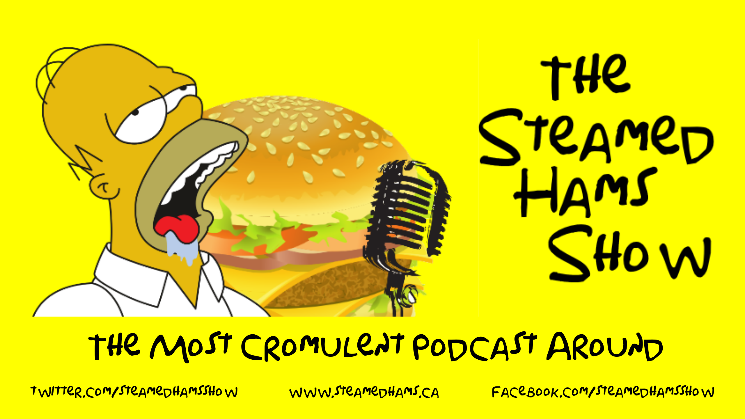 The Steamed Hams Show Banner